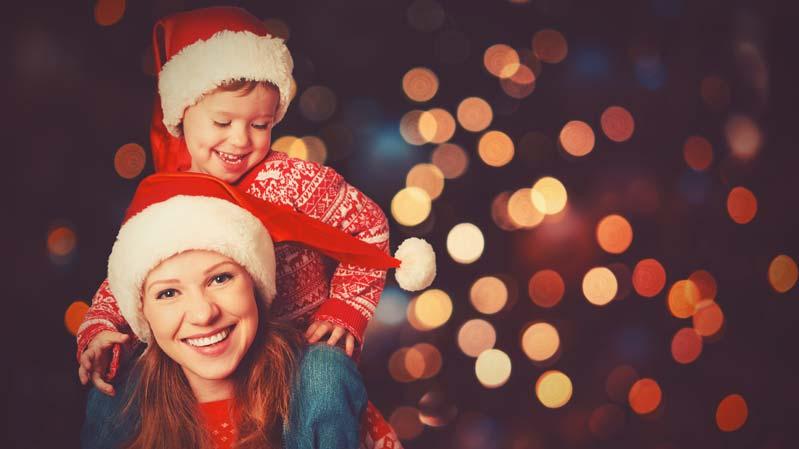 Festive fun for all the family in Sainte Foy